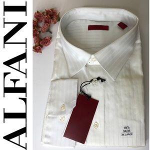 ALFANI Mens button down Shirt. 👔
